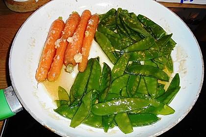 Glasiertes Möhrengemüse 14