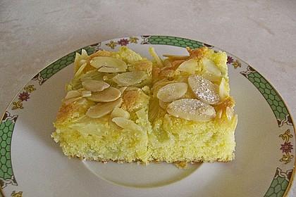 Obst-Kokos Kuchen