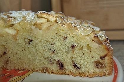 Obst-Kokos Kuchen 2