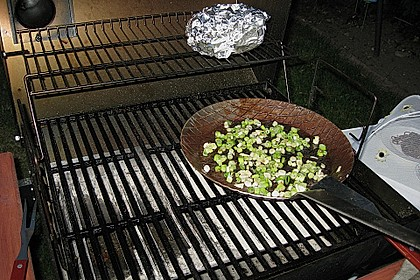 BBQ Ribeye Steak 5