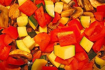 Hackfleisch - Gemüse - Pfanne 38