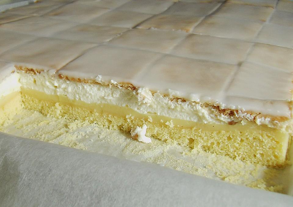 Zitronen keks kuchen rezept