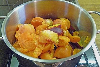 Roros Früchte - Resteverwertung 'der besonderen Art' 9