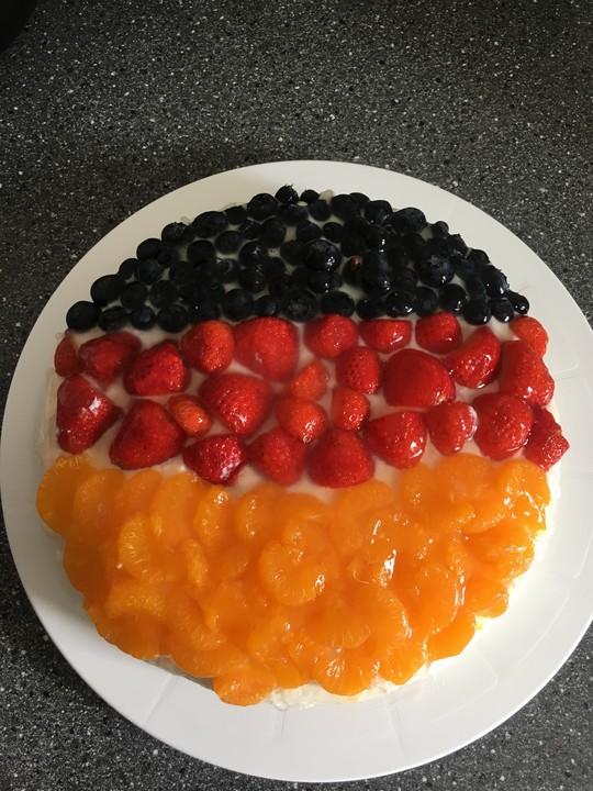 deutschland kuchen rezept mit bild von ltunited