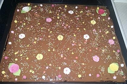Der weltbeste Schokoladen - Blechkuchen 62