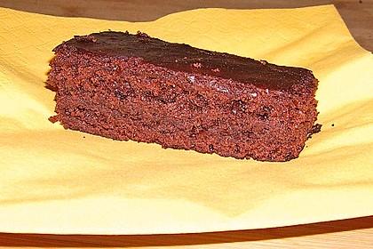 Der weltbeste Schokoladen - Blechkuchen 30
