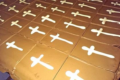 Der weltbeste Schokoladen - Blechkuchen 74