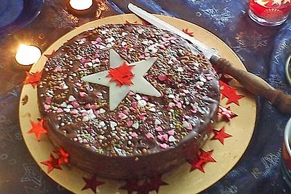 Der weltbeste Schokoladen - Blechkuchen 36
