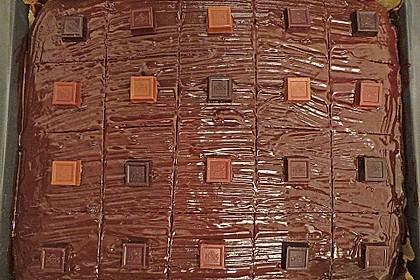 Der weltbeste Schokoladen - Blechkuchen 27