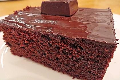 Der weltbeste Schokoladen - Blechkuchen 3