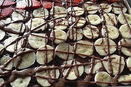 Der weltbeste Schokoladen - Blechkuchen 54