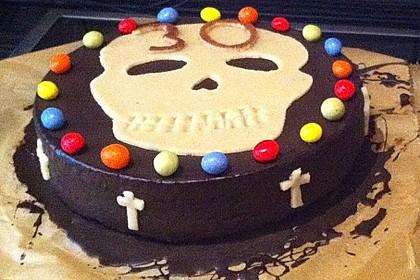 Der weltbeste Schokoladen - Blechkuchen 20