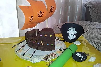 Der weltbeste Schokoladen - Blechkuchen 35