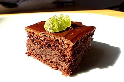 Der weltbeste Schokoladen - Blechkuchen 8