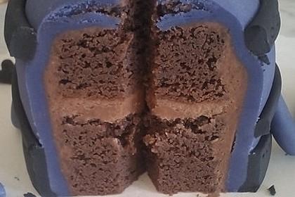 Der weltbeste Schokoladen - Blechkuchen 50