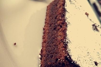 Der weltbeste Schokoladen - Blechkuchen 5