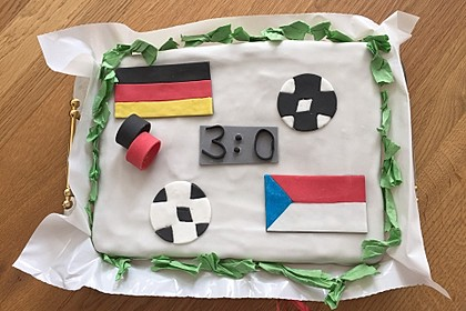 Der weltbeste Schokoladen - Blechkuchen 41