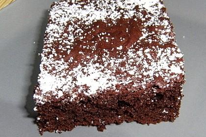 Der weltbeste Schokoladen - Blechkuchen 6