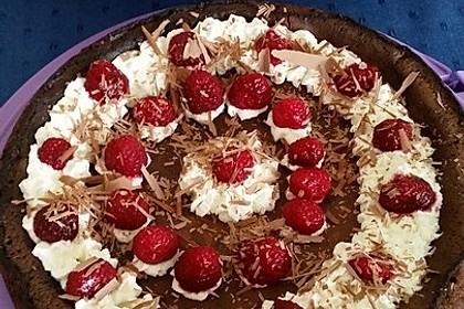 Der weltbeste Schokoladen - Blechkuchen 25