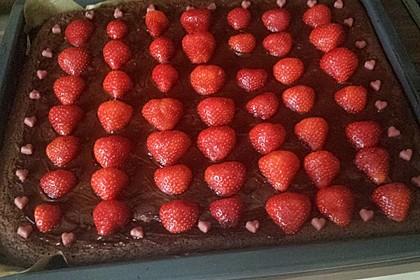 Der weltbeste Schokoladen - Blechkuchen 58