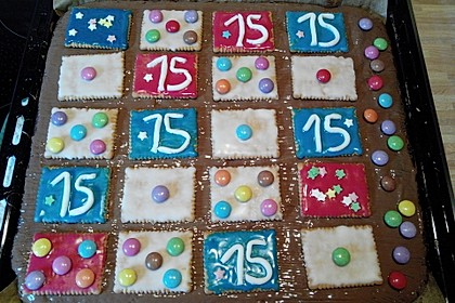 Der weltbeste Schokoladen - Blechkuchen 17