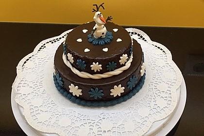 Der weltbeste Schokoladen - Blechkuchen 2