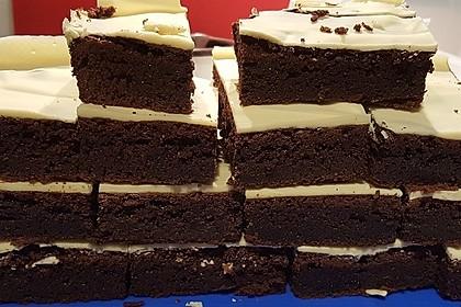 Der weltbeste Schokoladen - Blechkuchen 24