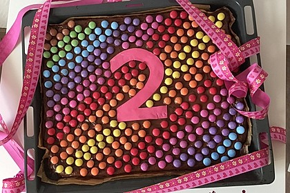 Der weltbeste Schokoladen - Blechkuchen 1