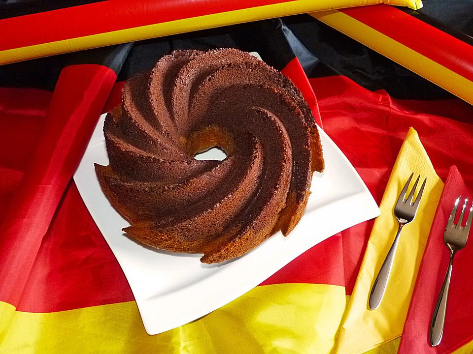 Deutschland - Kuchen (Rezept mit Bild) von haidi | Chefkoch.de | {Kuchen deutschland 3}