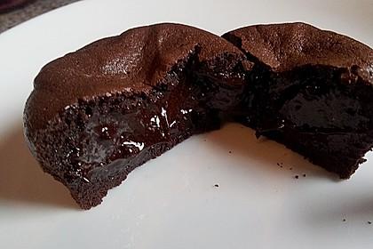 Chocolate - Lava - Muffins 4