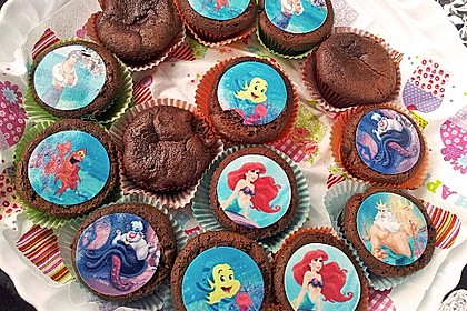 Chocolate - Lava - Muffins 34