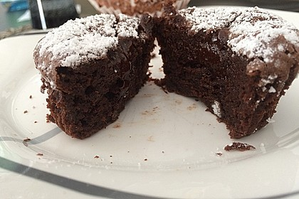 Chocolate - Lava - Muffins 20