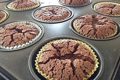 Chocolate - Lava - Muffins 32