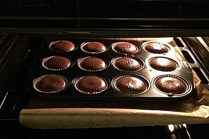 Chocolate - Lava - Muffins 36