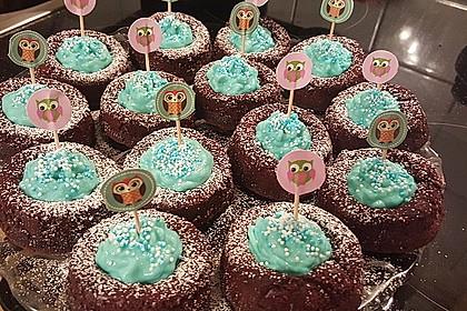Chocolate - Lava - Muffins 18