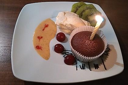 Chocolate - Lava - Muffins 16