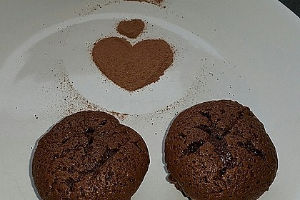 Chocolate - Lava - Muffins 21