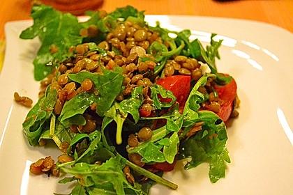 Salat aus roten Linsen 1