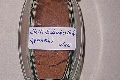 Chili - Schoko - Salz
