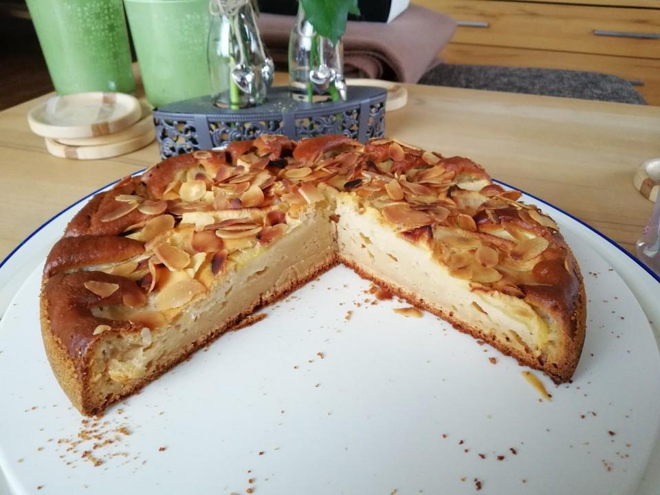 Diat Apfelkuchen Ganz Leicht Von Kochtrolli Chefkoch De