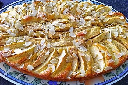 Diät - Apfelkuchen - ganz leicht 7