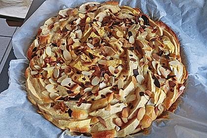 Diät - Apfelkuchen - ganz leicht 4