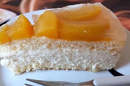 Superschnelle Quark - Joghurt - Torte