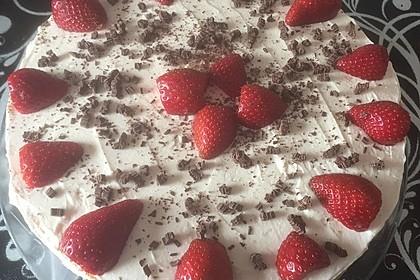 Schnelle Erdbeer - Mascarpone - Torte 28