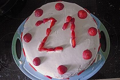 Schnelle Erdbeer - Mascarpone - Torte 44