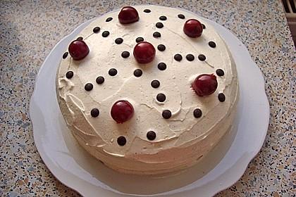 Schnelle Erdbeer - Mascarpone - Torte 24