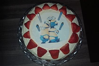 Schnelle Erdbeer - Mascarpone - Torte 19