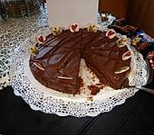 Kürbis - Schokoladentorte