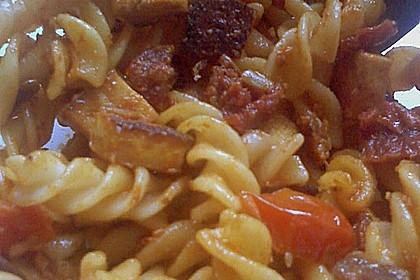Nudel - Tofu - Curry