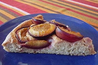 Illes schneller Pflaumenkuchen vom Blech 11